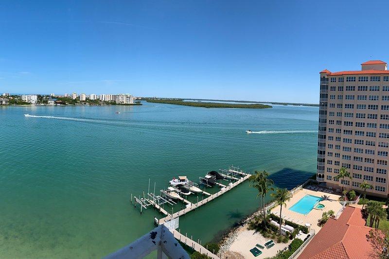 Estero Bay from the Balcony