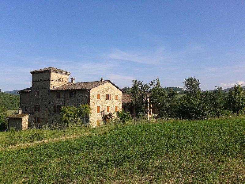 Agriturismo Ca' Bertu' Appartamento Torre, holiday rental in Zocca