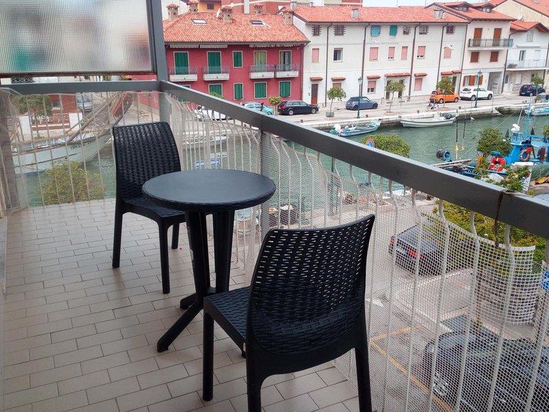 Appartamento Perco Riva Dandolo, holiday rental in Grado