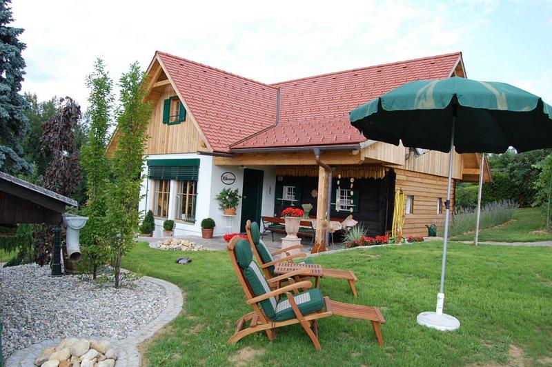 Urlaub auf der Sonnenseite der Südsteiermark, vacation rental in Oberhaag