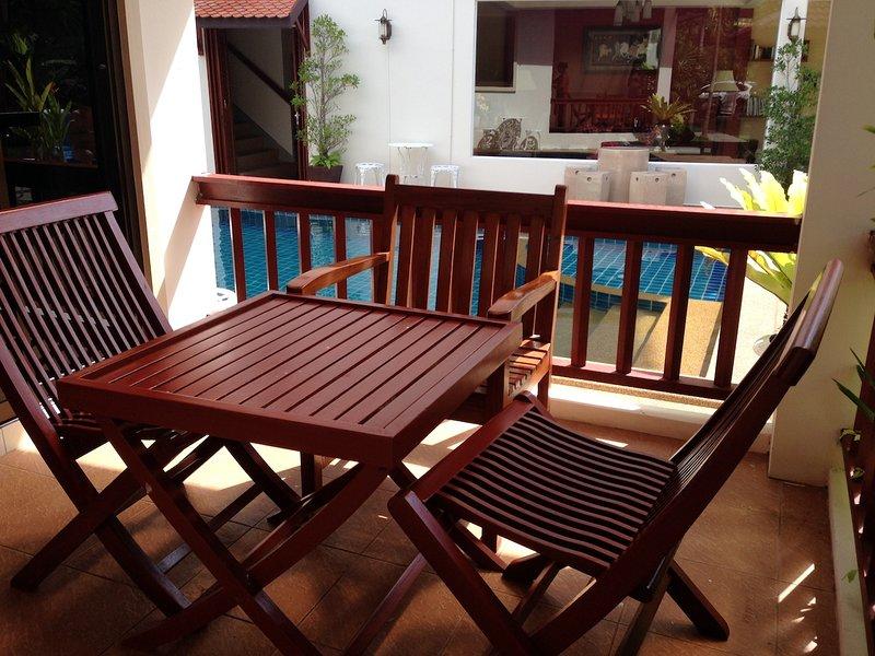 2 bedroom house in Kata Noi beach, casa vacanza a Kata Noi Beach