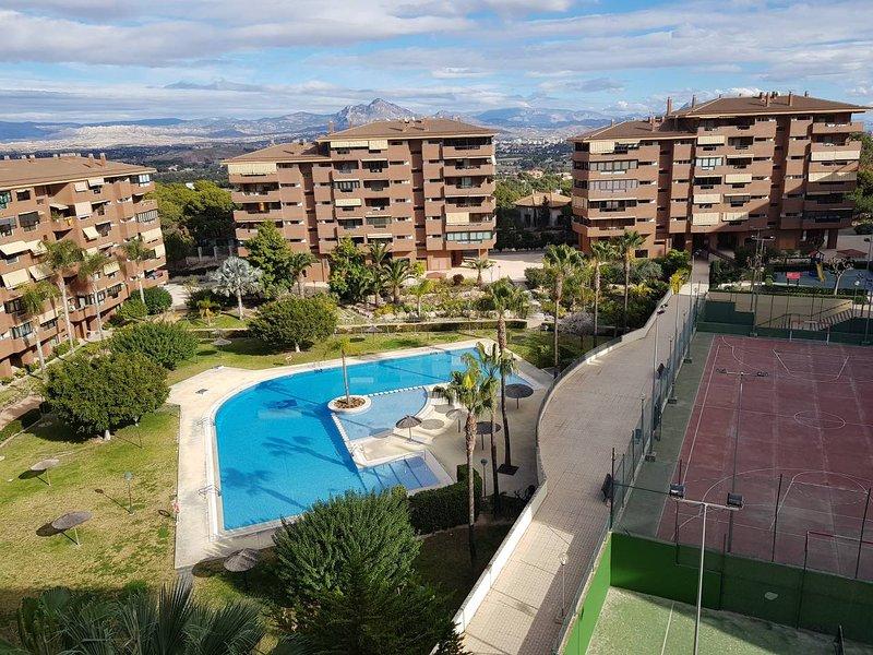 Hacienda de Vistahermosa, aluguéis de temporada em Castell de Castells
