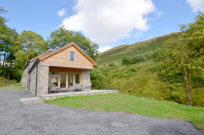 Blaen Cwmllinau (WAD339), vacation rental in Machynlleth