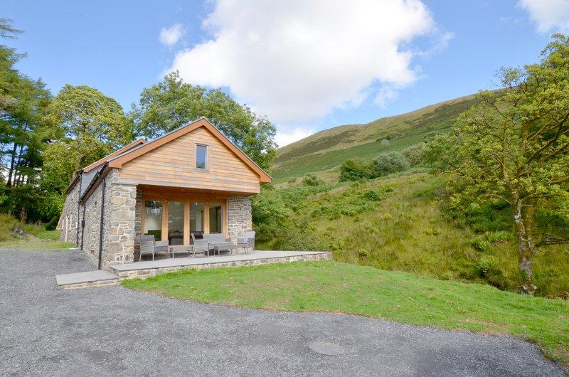 Blaen Cwmllinau (WAD339), vacation rental in Llanbrynmair