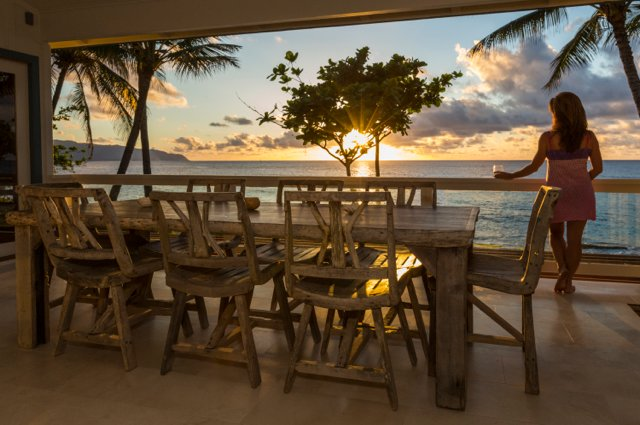 Maluhia Beach House ~ Peace & Tranquility, holiday rental in Haleiwa