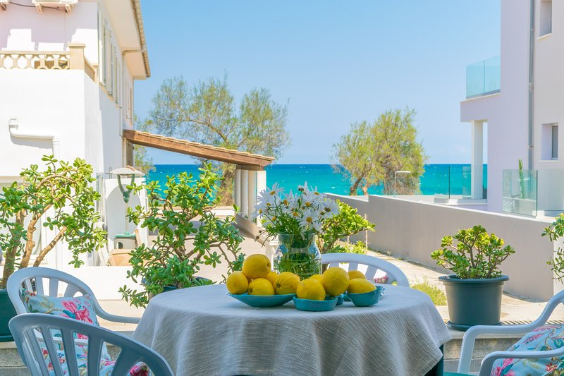 CAN MUNAR - Chalet for 4 people in Son Serra De Marina, holiday rental in Son Serra de Marina