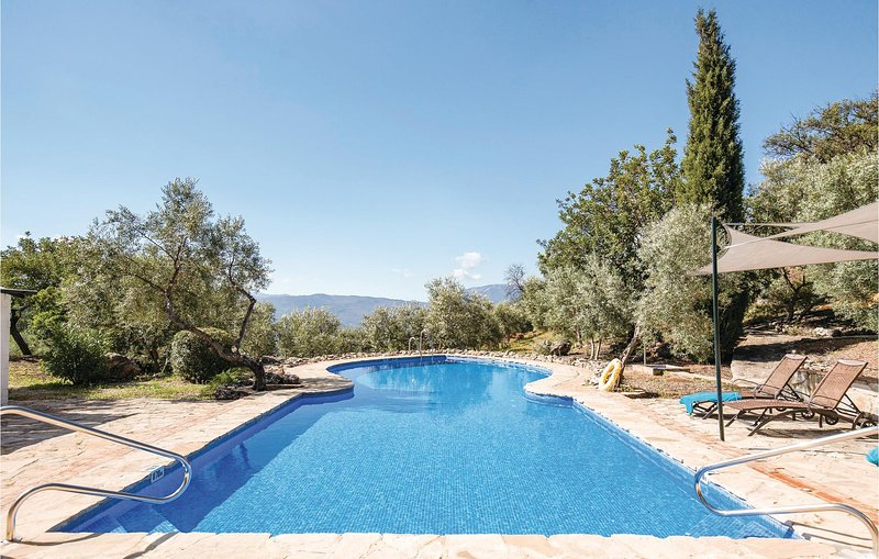Awesome home in El Gastor with Outdoor swimming pool, WiFi and 1 Bedrooms (EAC14, holiday rental in El Gastor