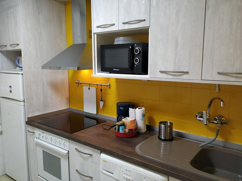 Kitchen completely renovated in 2019