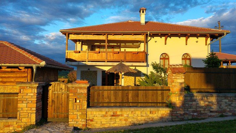 Villa Kasteljan, comfortable villa 30 min from capital of Serbia, holiday rental in Lazarevac