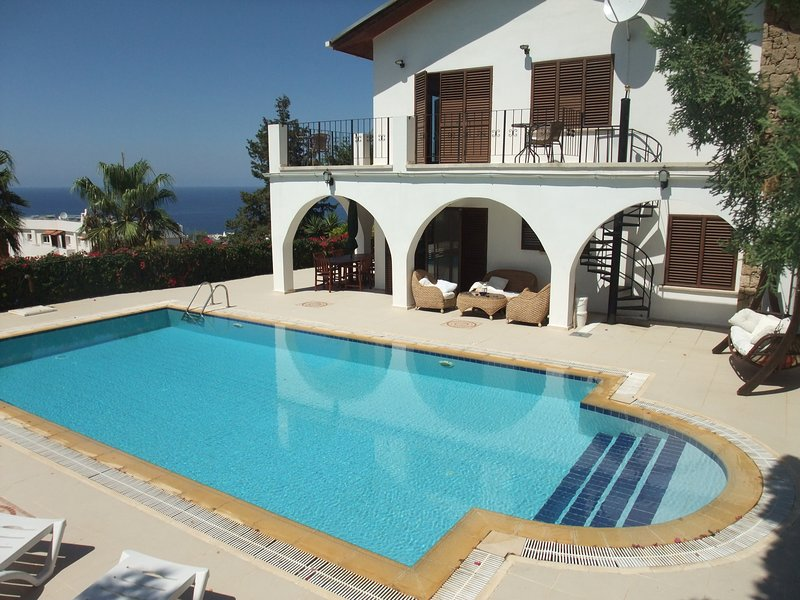 Your private,spacious pool area, not over looked!