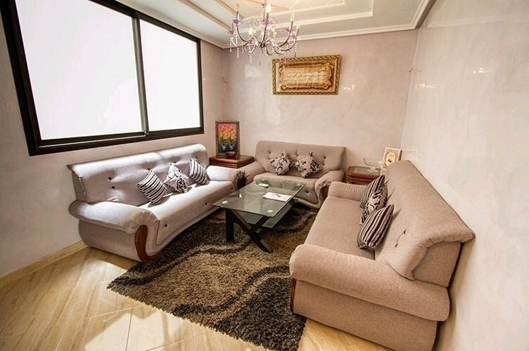 Spacious apt with balcony & Wifi, vacation rental in Ait Melloul