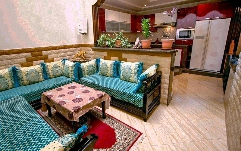 Nice apartment with terrace & Wifi, alquiler de vacaciones en Ait Melloul