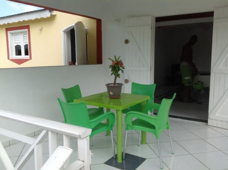 Beautiful apartment with garden, holiday rental in Douville