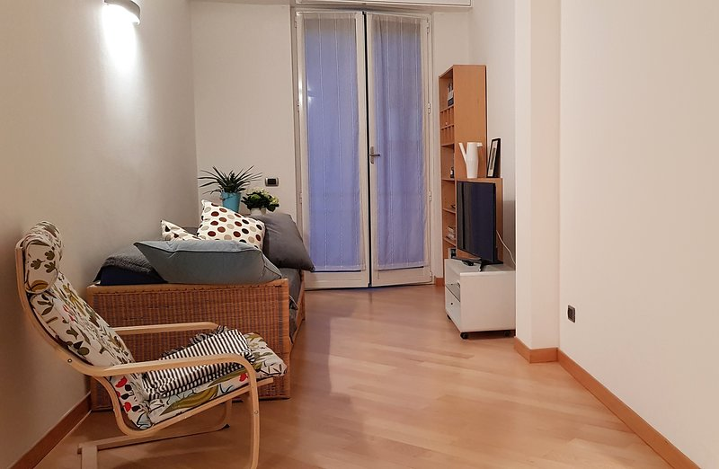 SV18B - beautiful apartment in city center Chalet in Milan