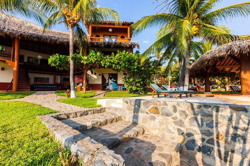 Casa Manzanillo B&B | Troncones, MX, holiday rental in Troncones