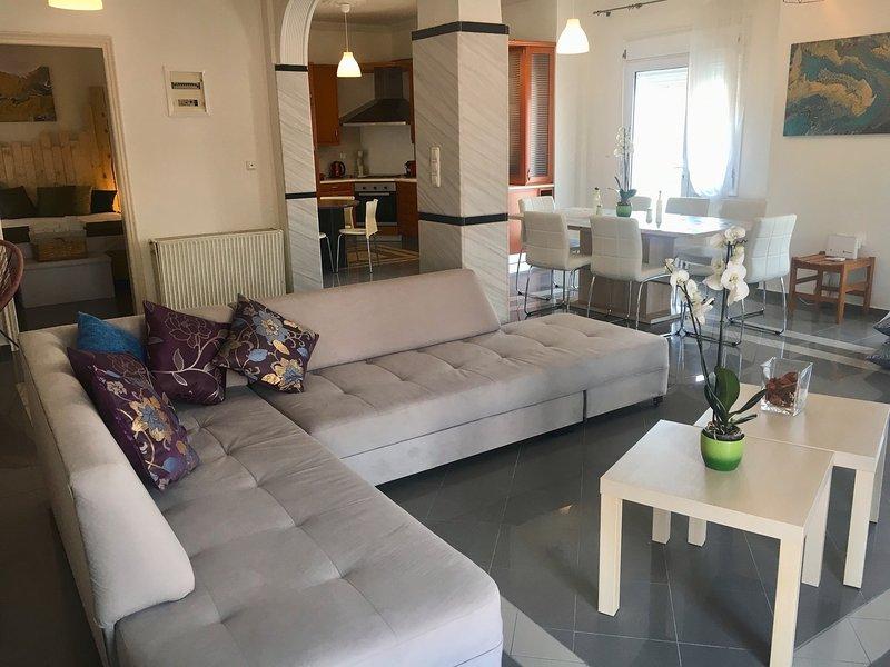 Relax Home Vacation, holiday rental in Mesoropi