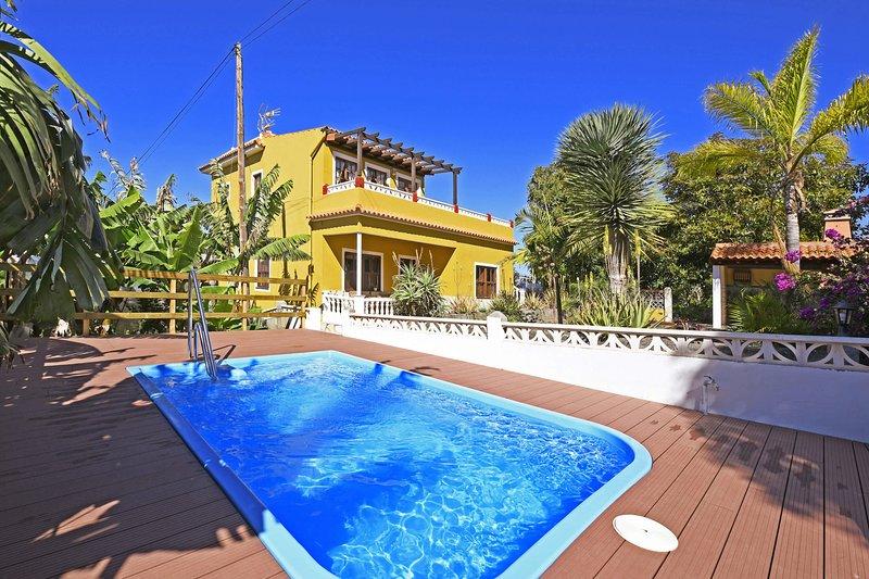 Casa Micaela, vacation rental in Tazacorte