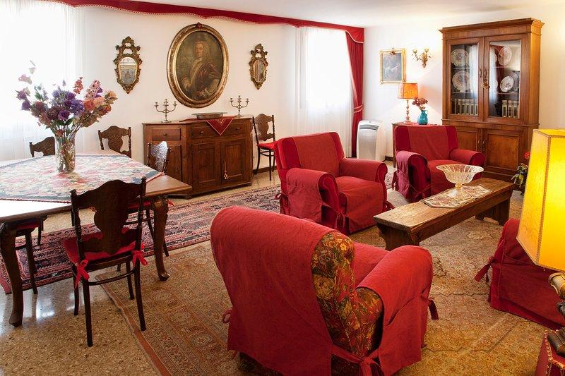 Bell'appartamento nel cuore di Venezia, casa vacanza a Venezia