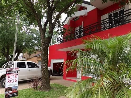 Alto Rojo, holiday rental in Litoral