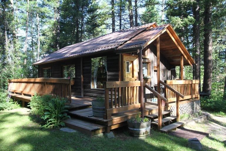Brownstone Cabin, casa vacanza a Parco nazionale Glacier