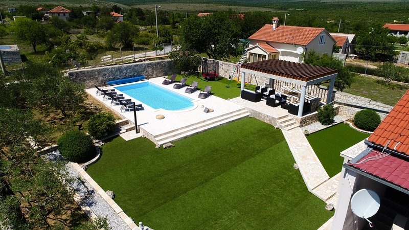 Villa Elder, vacation rental in Benkovac