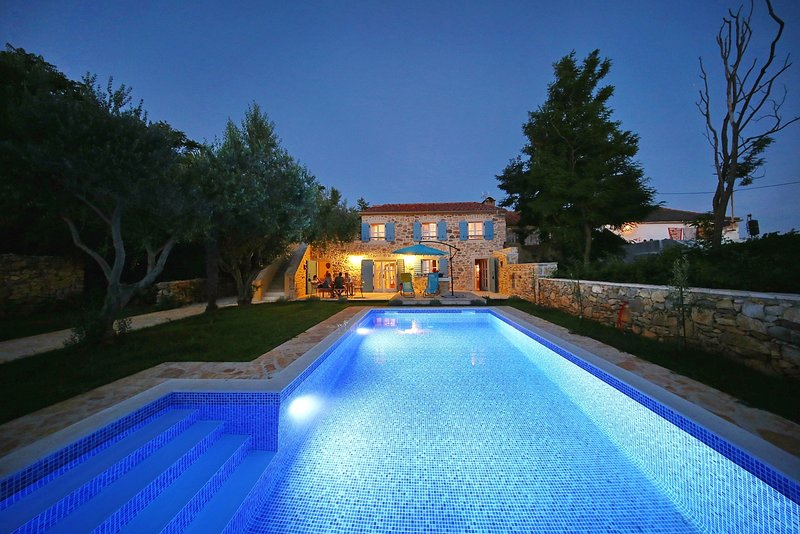 Villa Lemon, holiday rental in Vir