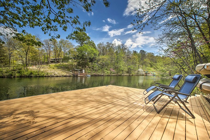 You're bound to have a memorable stay at this Bella Vista vacation rental!