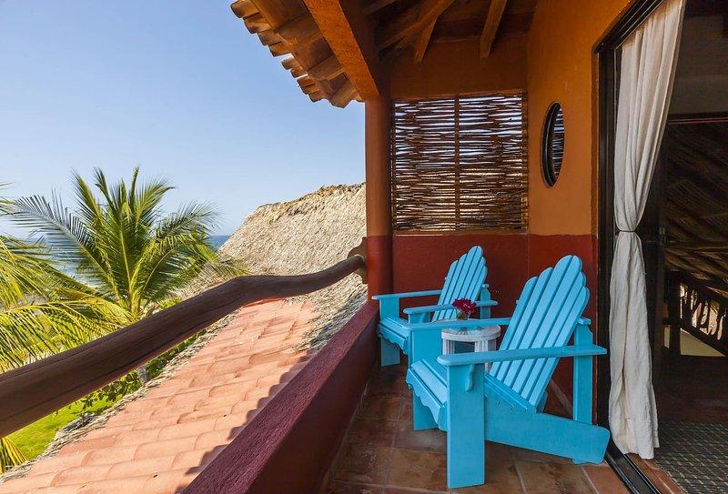 Jungle Suite | Casa Manzanillo B&B - Troncones, MX, holiday rental in Troncones
