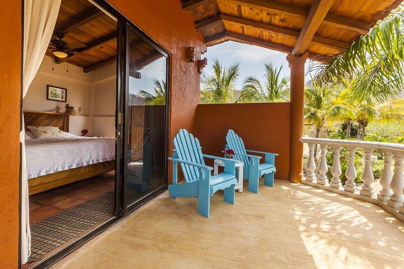 Bridge Suite | Casa Manzanillo B&B - Troncones, MX, holiday rental in Troncones