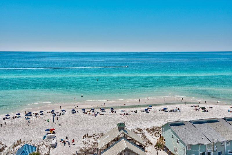 La tua vista della tua spiaggia privata a Leeward Key!