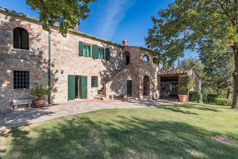 Podere i Casini, vacation rental in Casole d'Elsa