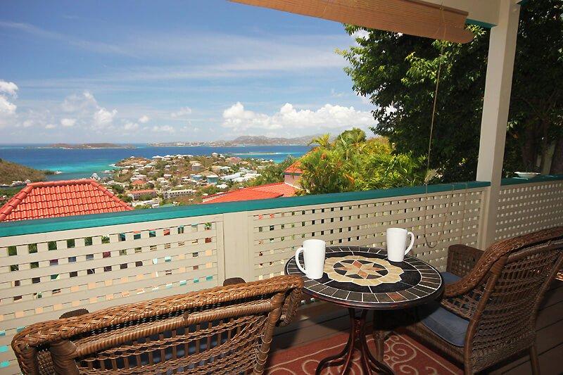 Cruz Views #02 – El Capricho, vacation rental in Cruz Bay