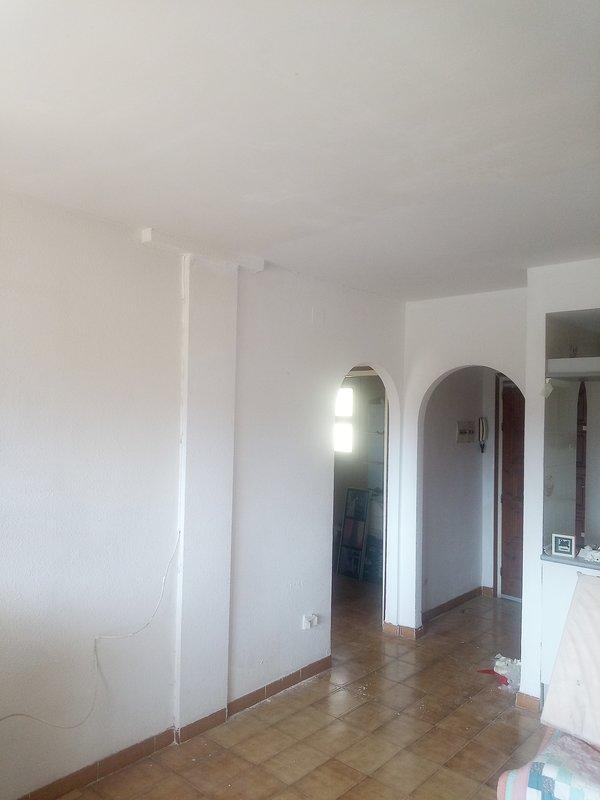 Repainted apartment April 2019