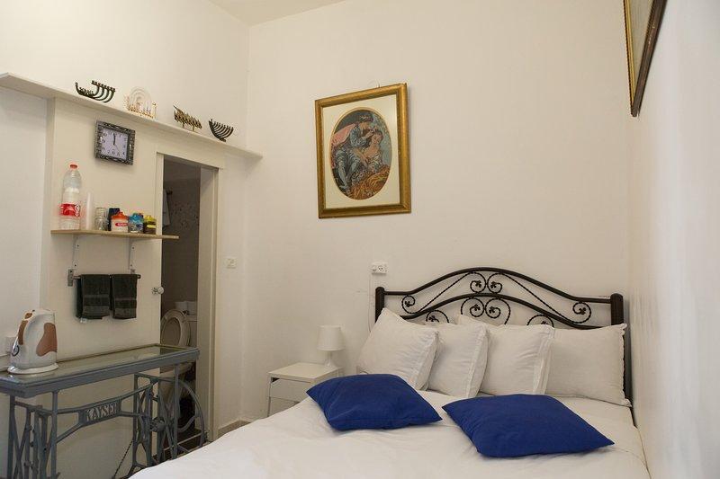 Tzefania Apartments 204, holiday rental in Binyamin Region