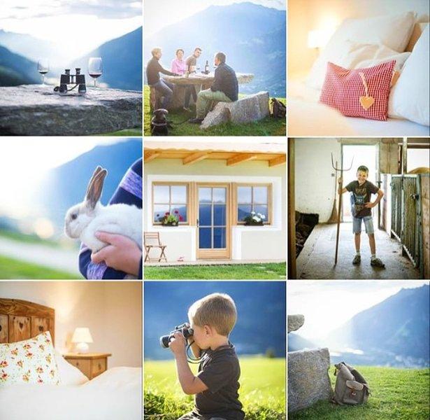 THOLER - Auszeit am Berg, vacation rental in Tarres