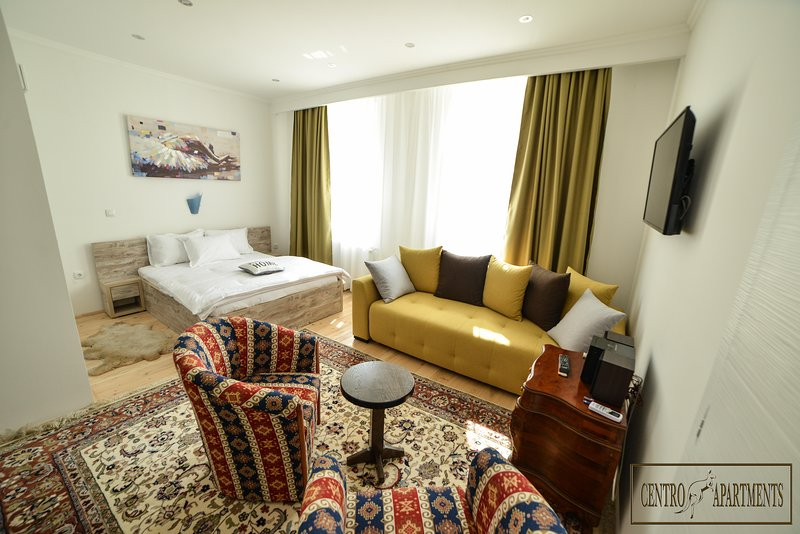 Centro Apartment for 3, holiday rental in Sabac