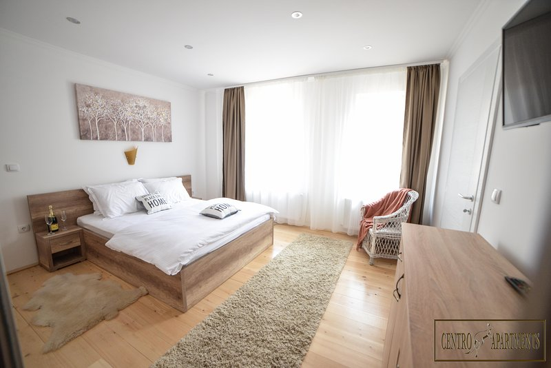 Centro Apartment Sleeps 3-4, holiday rental in Sabac