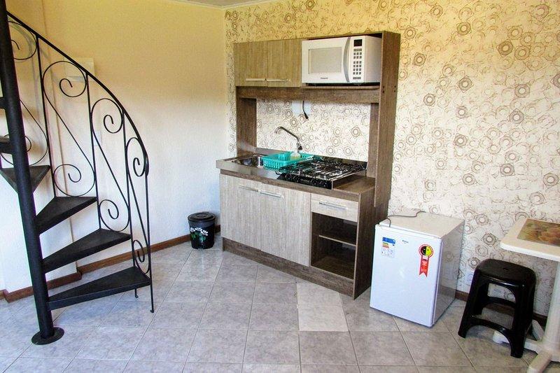 Cozinha ou kitnet