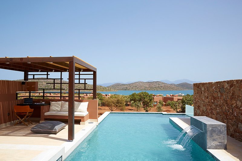 Tsifliki Villa Sleeps 4 with Pool and Air Con - 5789461, vacation rental in Agia Paraskevi