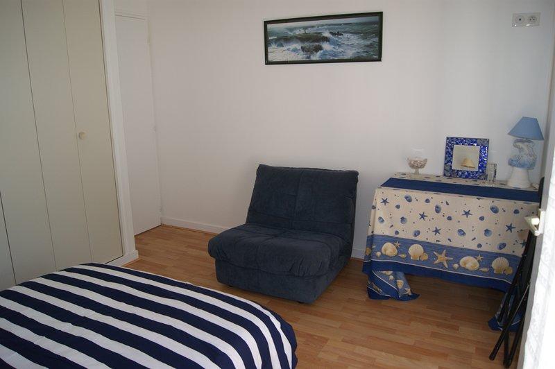 Petit studio avec chambre ambiance 'bord de mer', vacation rental in Dompierre sur Mer
