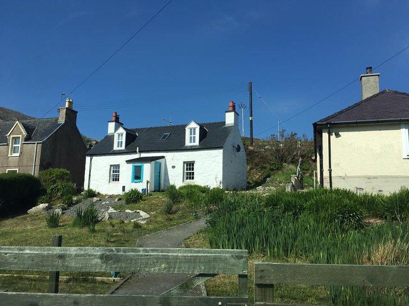 Kelpie Cottage Self Catering Isle of Harris, holiday rental in Ardhasaig