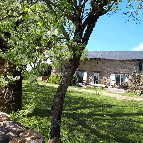 Gîte La Grange, holiday rental in La Canourgue
