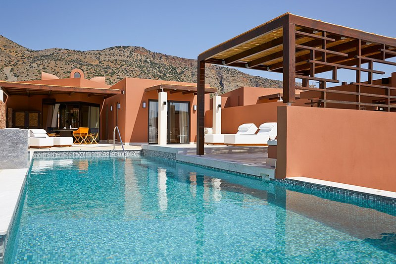 Tsifliki Villa Sleeps 8 with Pool and Air Con - 5789463, vacation rental in Agia Paraskevi