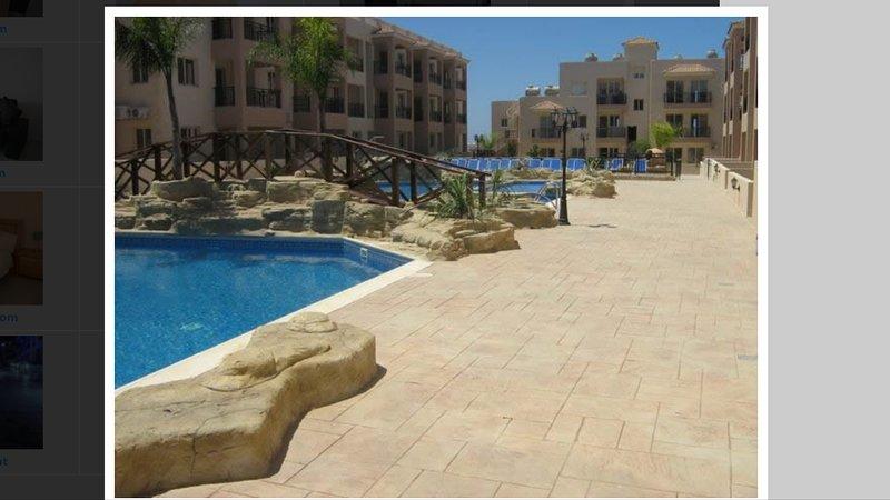 Royal Seacrest E103, vacation rental in Paphos