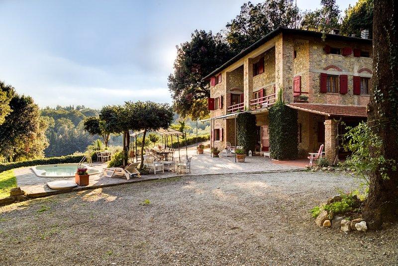Villa dei Finzi_Gambassi Terme_1