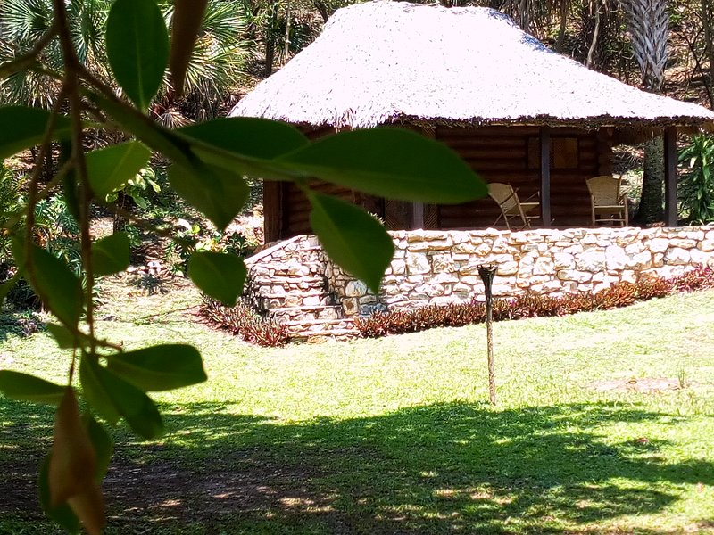 Cabanas Sierraverde Huasteca Potosina Cabana la Palma, location de vacances à San Luis Potosi