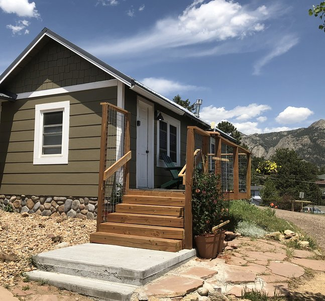 Chickadee Cottage, vacation rental in Estes Park