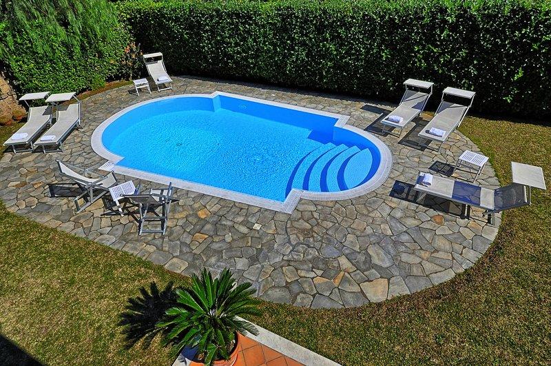 Villa Orlando, location de vacances à Sant'Agnello