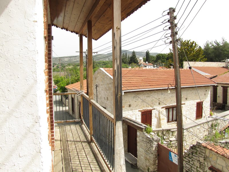 Panagiota Stone House, holiday rental in Pano Platres
