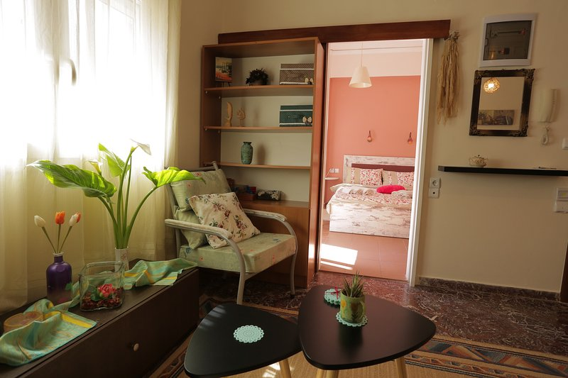 Like home city apartment, holiday rental in Ammoudara